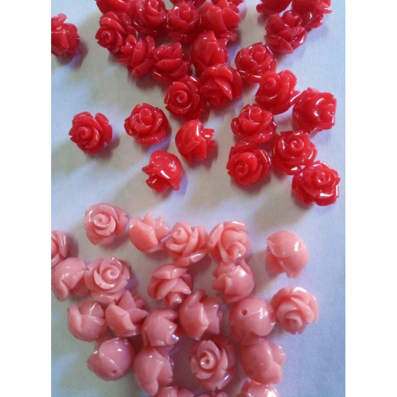 Вставки цветы 10,5 мм