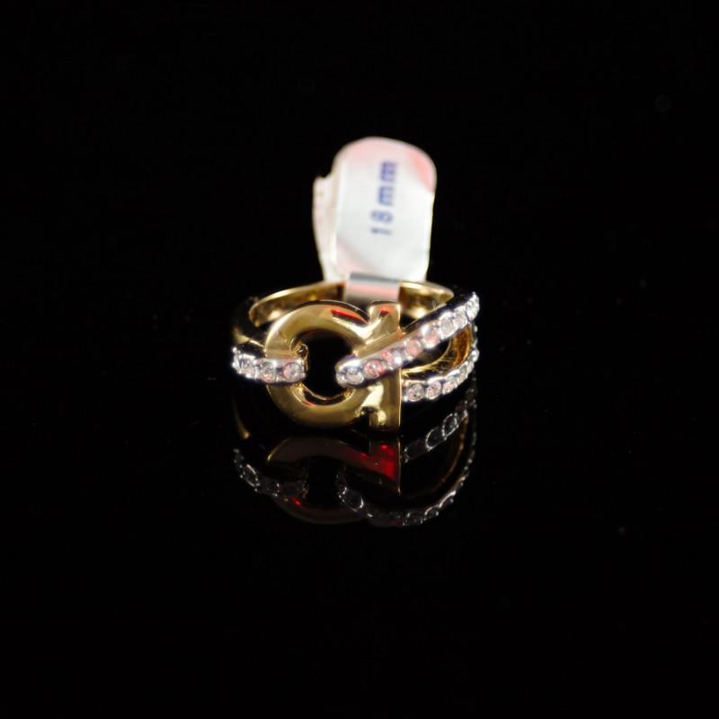 Кольцо Циркон